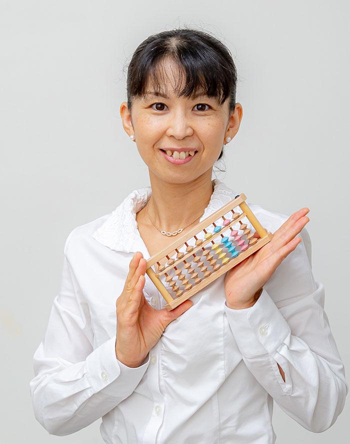 田中そろばん塾 塾長 田中 真弓
