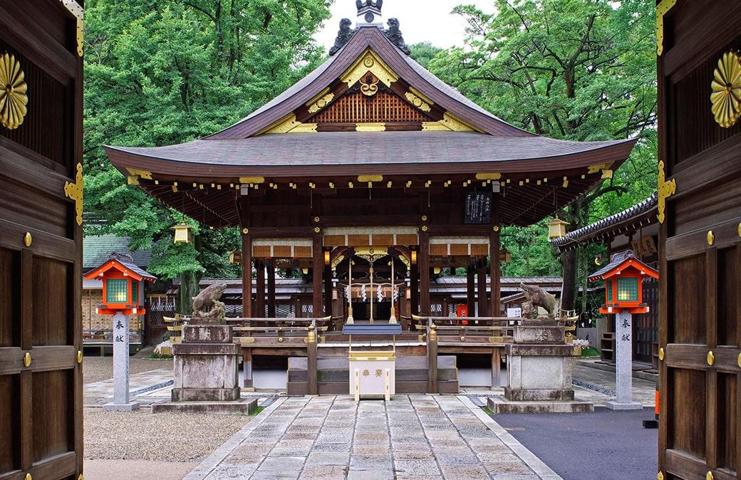護王神社教室